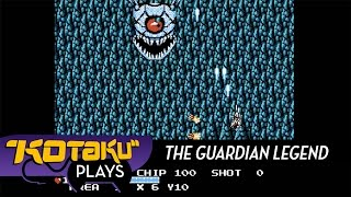 Vintage Game Stream: The Guardian Legend (NES)