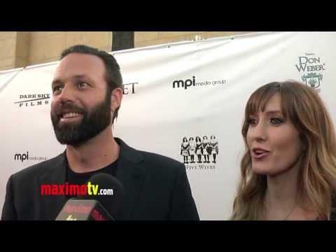 BJ McDonnell Interview HATCHET III Premiere Red Carpet Arrivals - Director of Hatchet III