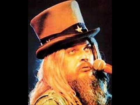 """""""Roll Away the Stone"""" -- Leon Russell"""