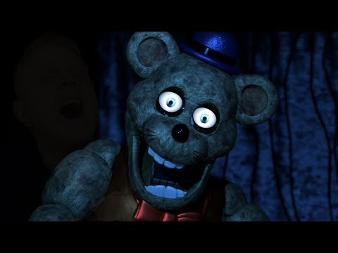 CREEPY, SCARY, FREAKY LOOKING THINGS - FREDBEAR'S FRIGHT - NIGHT 3    I FIND A SECRET HIDDEN KEY