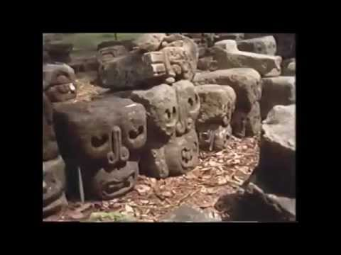 Lost Kingdoms Of Ancient Maya Civilization