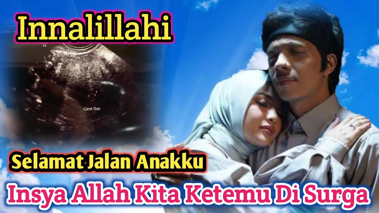 Download Innalillahi, Do'a Atta Halilintar Dan Aurel Iringi Kepergian Sang Bayi