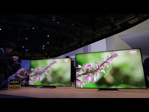 CNET News - Screen time at CES: Newest TVs and entertainment devices