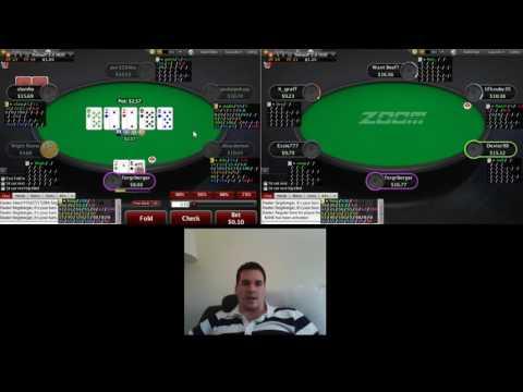How To Crush Pokerstars Zoom (Fast Fold) Poker - Part 1