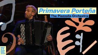 Primavera Porteña - Piazzolla // The Piazzolla Orchestra (Sommerscenen LIVE)
