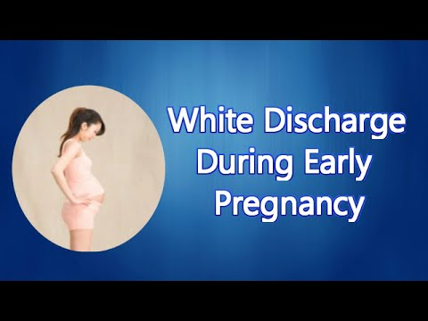 early pregnancy discharge - photo #31