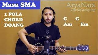 Chord Gampang (Masa Sma - Angel 9 Band) by Arya Nara (Tutorial Gitar) Untuk Pemula