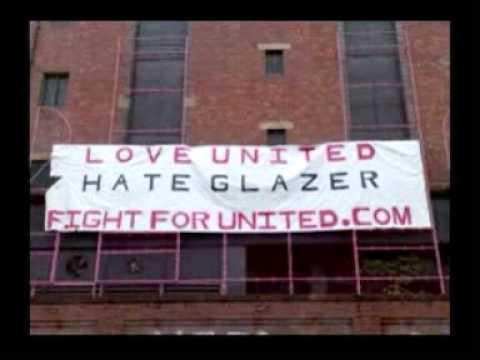 LUHG - Love United Hate Glazer - Manchester United