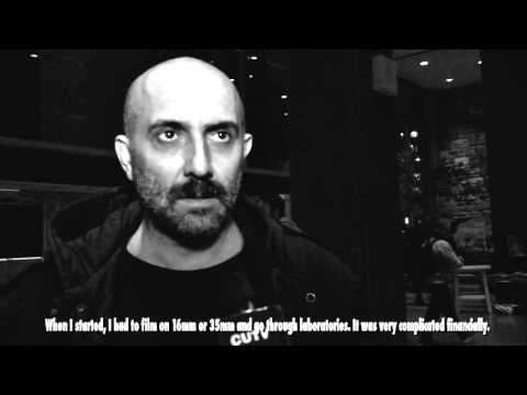 ~Gaspar Noé interview at the Festival du Nouveau Cinéma 2015