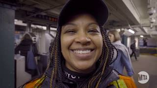 Subway Action Plan: Wayfinders