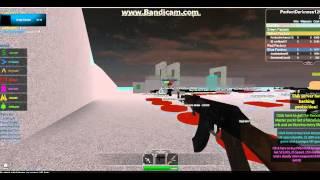 Roblox: Gun factory tycoon with budder chicken Part3