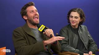 Armie Hammer's Uncomfortably Memorable Parts in 'Call Me by Your Name' (2017)   IMDb EXCLUSIVE