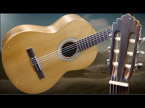 My Classical Guitar and Its Story! | Manuel Rodriguez Nylon String Guitarra | Demo