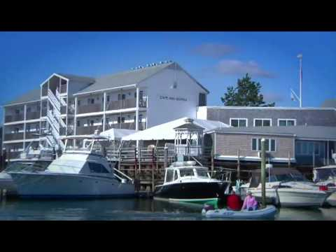 Welcome to Cape Ann's Marina Resort