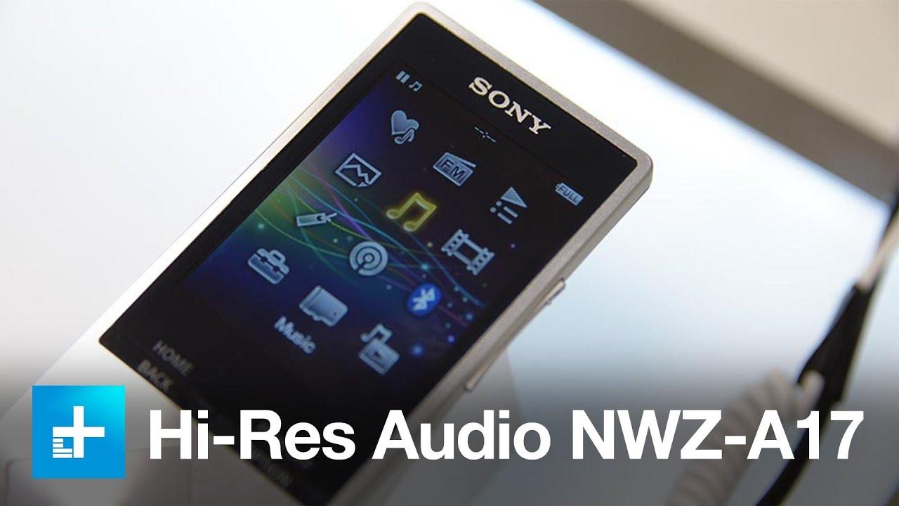 Nwza10 digital media player user manual help guide | top sony.