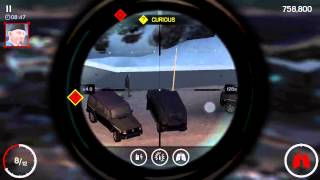 Hitman Sniper Chapter 4 Mission 16 Walkthrough