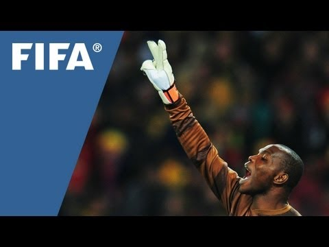 One Of Africa's Greatest-ever Goalkeepers