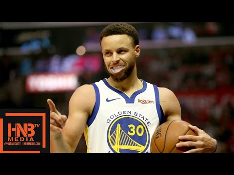 Golden State Warriors vs LA Clippers - Game 4 - Full Game Highlights | April 21, 2019 NBA Playoffs