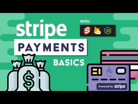 Stripe Payments Basics -  Including New 3D Secure Requirements for EU Customers