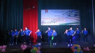 SP Hoa K38 QNU - Dan vu (Chung ket)