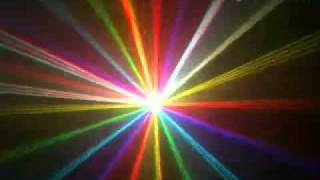 500 RGB  laser light stage lighting for dj party club bar
