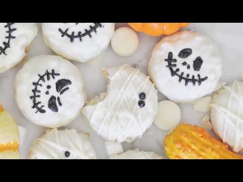 Halloween Rice Krispies Treats By Cooking With Manuela