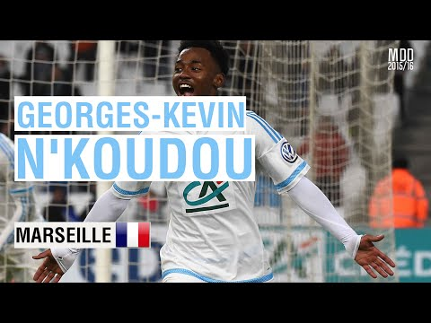 Georges-Kevin N'Koudou   Marseille   Goals, Skills, Assists   2015/16 - HD