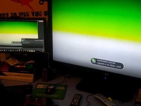 XBOX 360 HDMI Split!