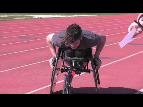Wheelchair Racing: The Basics