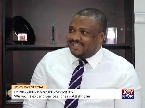 Thomas Attah John, MD-GTBank, On Joy News Special