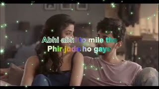 tera zikr karaoke || tera zikr background music track || tera zikr || darshan raval