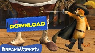 [DELETED SCENE] Puss in Boots vs the Giant | THE DREAMWORKS DOWNLOAD
