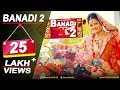 Banadi 2 | Anjali Raghav | Dhillu Jharwai | B.D | Farista | Latest Haryanvi Songs Haryanavi 2018