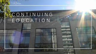 Know Your Dal: College of Continuing Education