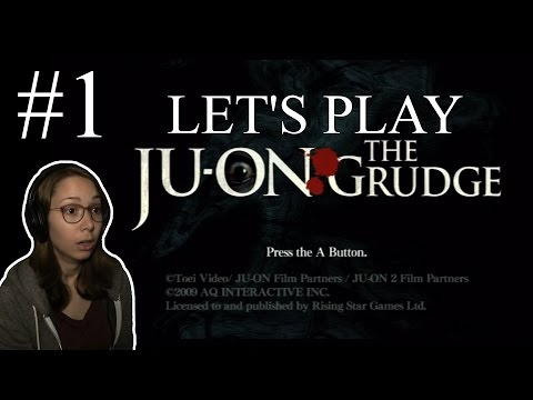 Let's Play Ju-On: The Grudge   Part 01