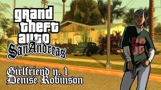 GTA: San Andreas - Girlfriend #1 - Denise Robinson (HD)