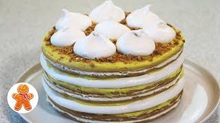 Торт  Полет шмеля  просто улетно вкусный