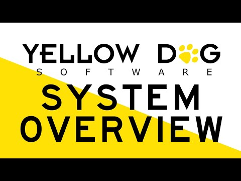 Download Yellow Dog Software Background