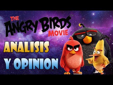 Angry Birds La Pelicula | Analisis y Opinion 2015