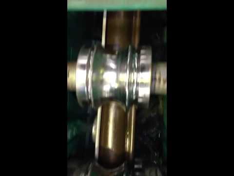 P&C Holden - Industrial Door Solutions - Lath Forming Machine