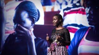 How I use art to bridge misunderstanding | Adong Judith