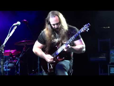John Petrucci - Damage Control - G3: Latin America Tour (Brazil-RJ 11/10/2012)