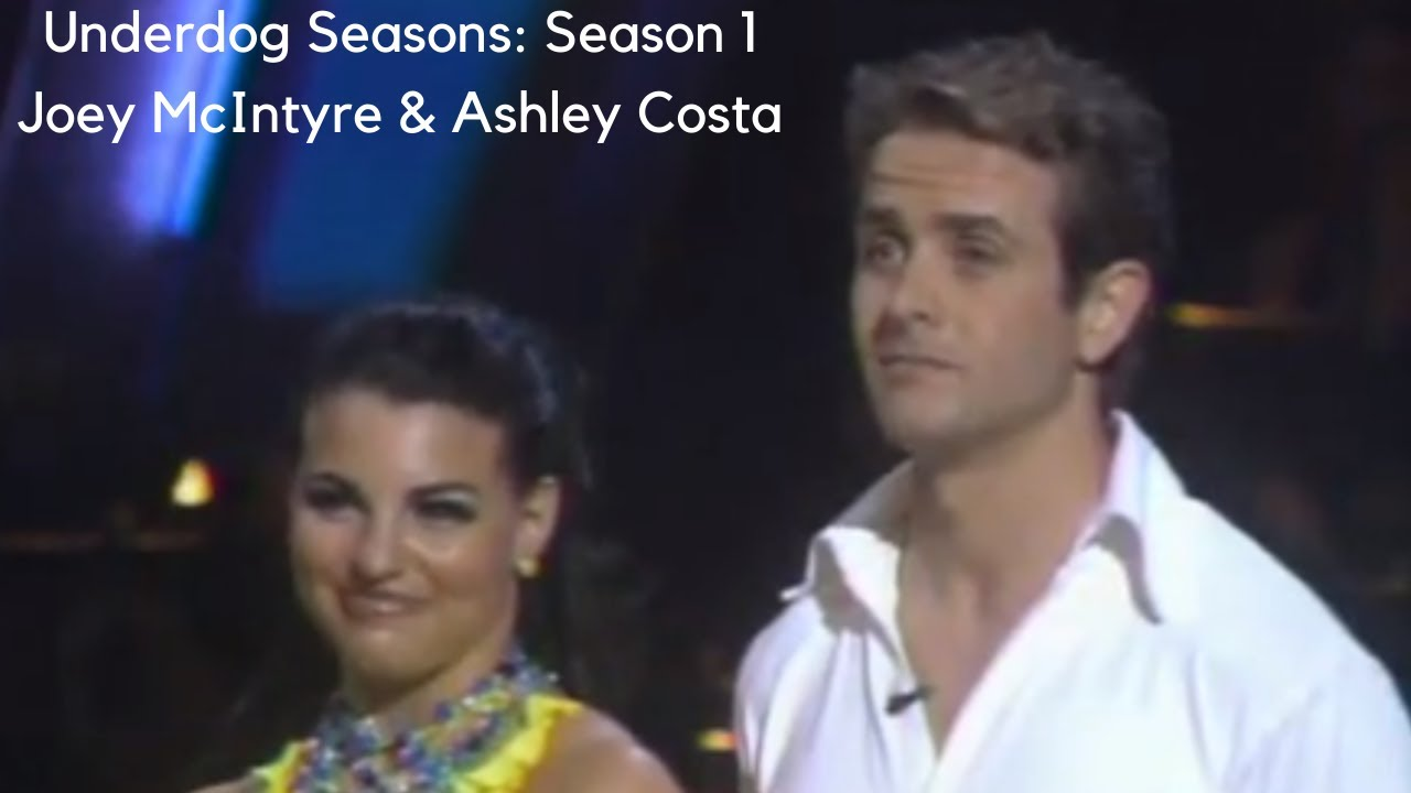 Underdog Seasons: Season 1 Joey McIntyre & Ashley Costa