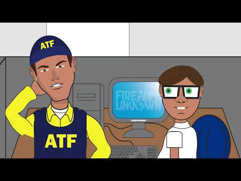 ATF agent learns how weapons are classified