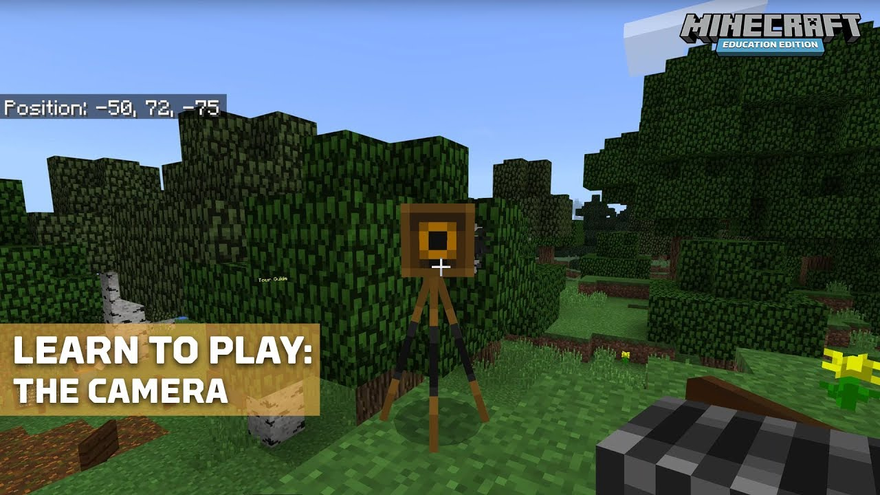 Camera – Official Minecraft Wiki