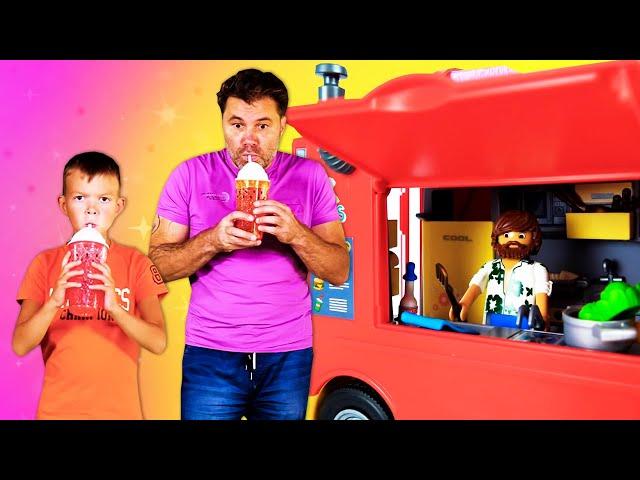 Шоу для детей Плей Рой. Приключения в стране игрушек Плеймобил! Веселые игры для детей.