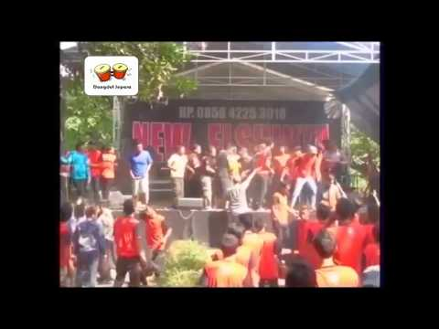 DETIK DETIK TAWURAN DIATAS PANGGUNG - NEW ELSHINTA 2017