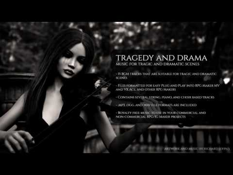 Tragedy and Drama - Rpg Maker Music Pack