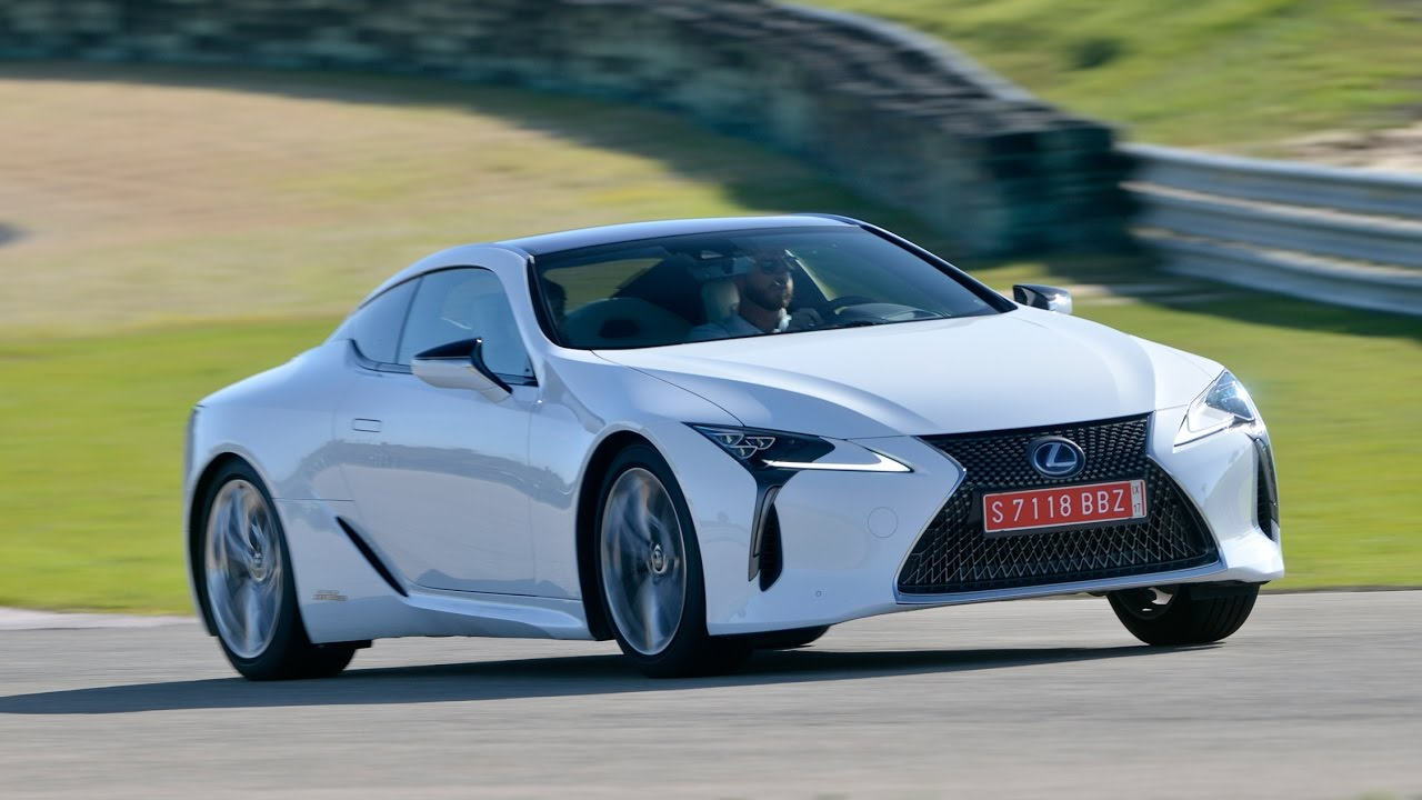 Release Date Model 2018 Lexus Lc500h System Transmission Youtube