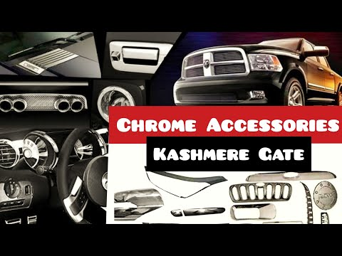 chrome-accessories-for-car---interior-and-exterior-|-kashmere-gate-car-accessories-market